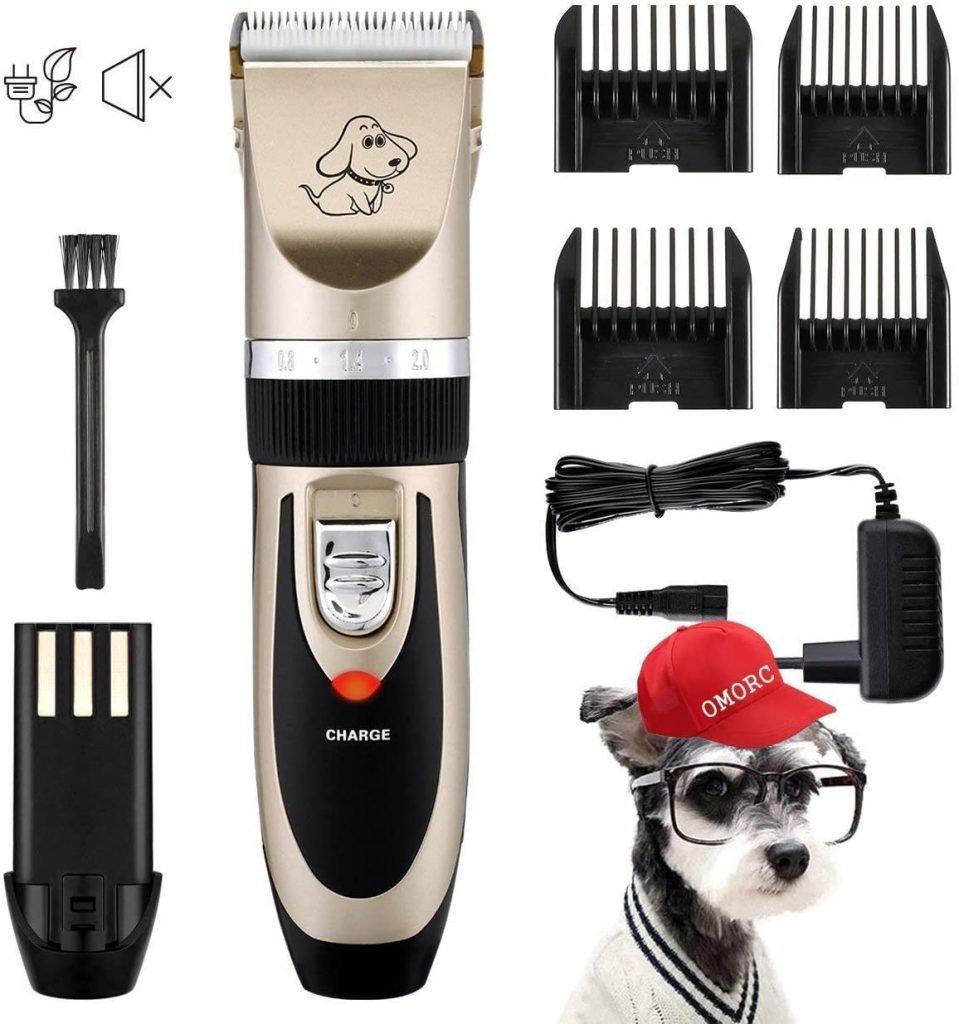 Esquiladora para perros barata marca OMORC