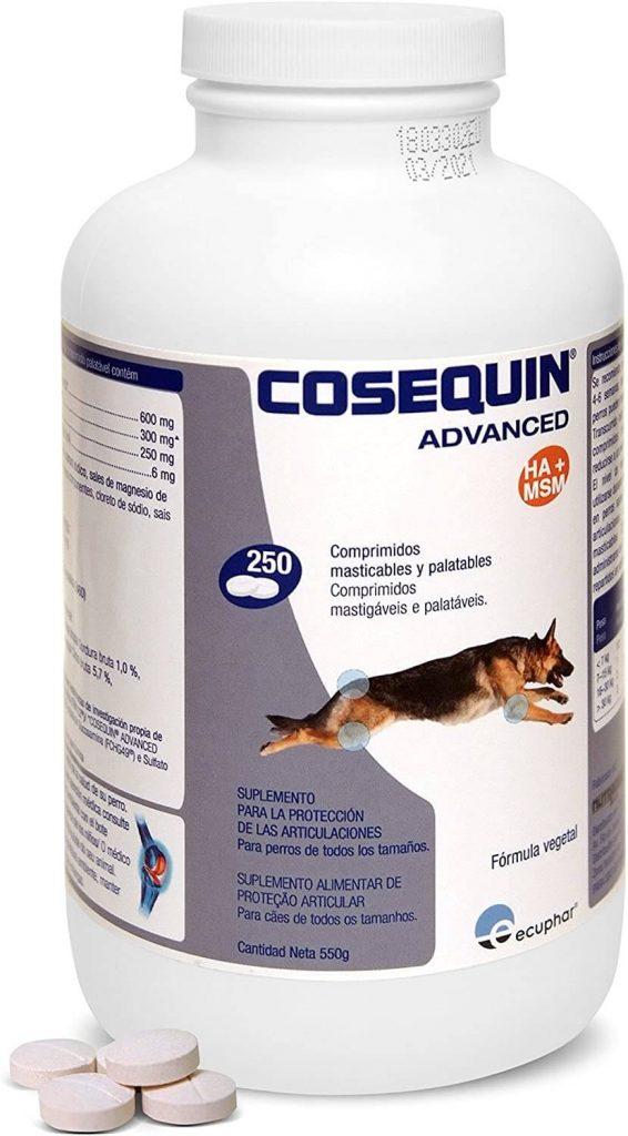 cosequin advanced, condroprotector para perros