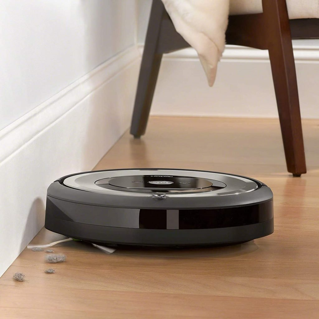 robot roomba e5154, el mejor para pelos de mascotas